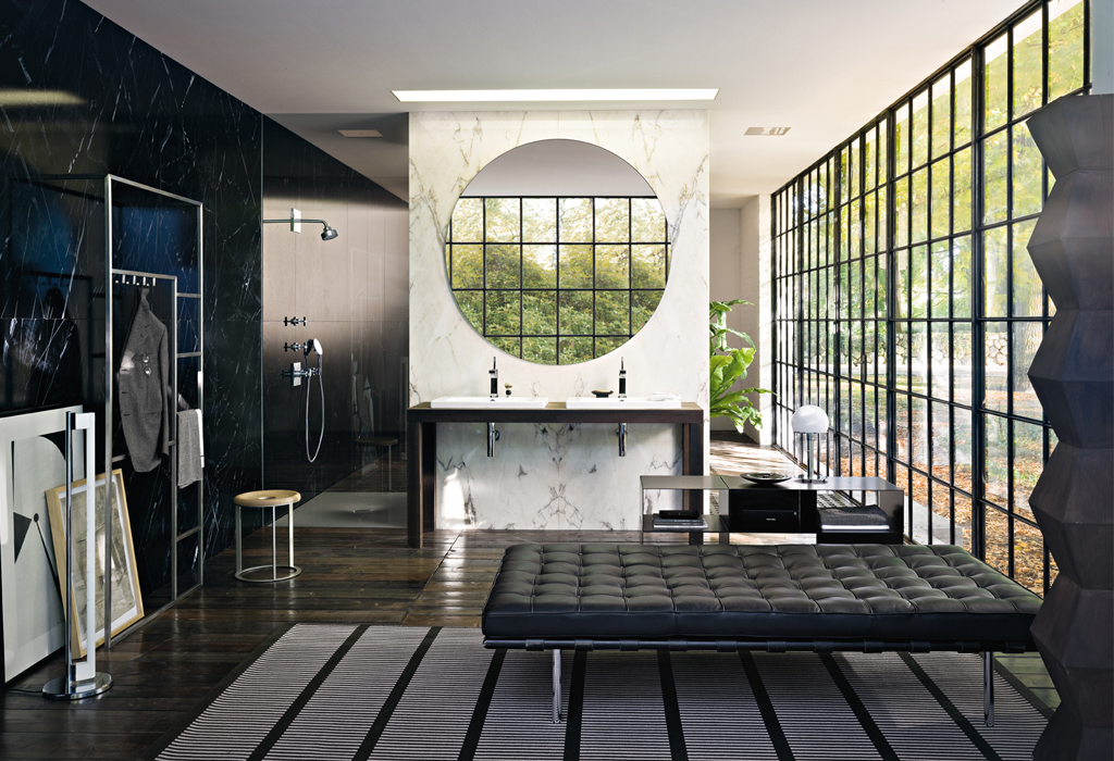 Crittal Window Bathroom Inspiration