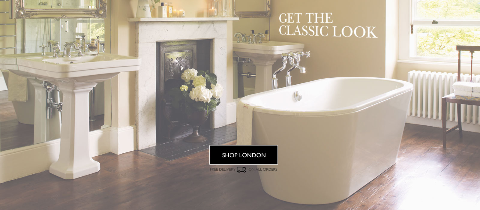 Designer bathrooms uk - Get The Classic Look