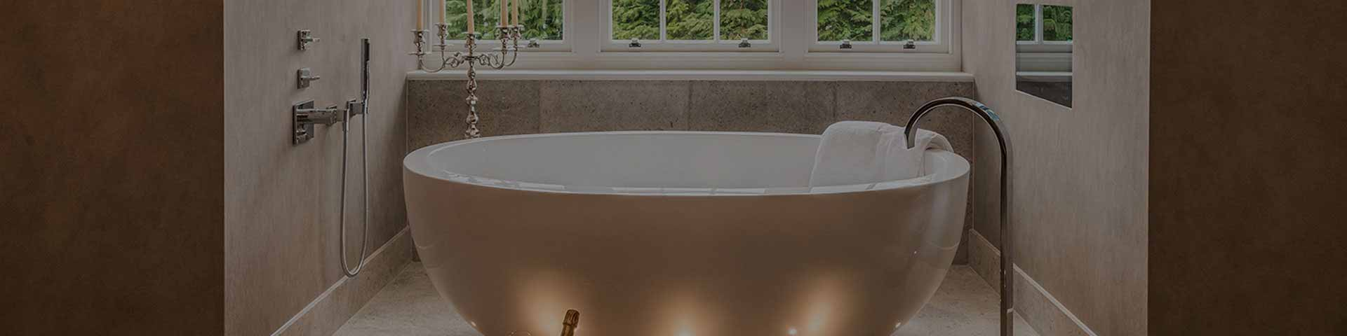Guide to Baths | CP Hart