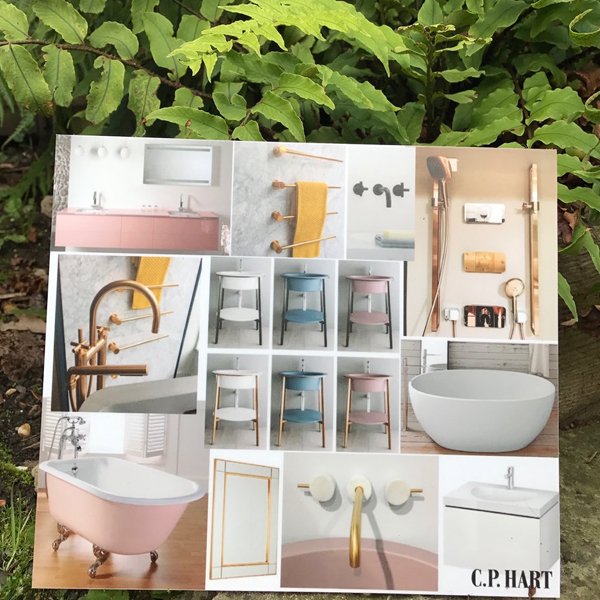 CP Hart Luxury Designer Bathrooms Suites And Accessories - Designer bathroom suites