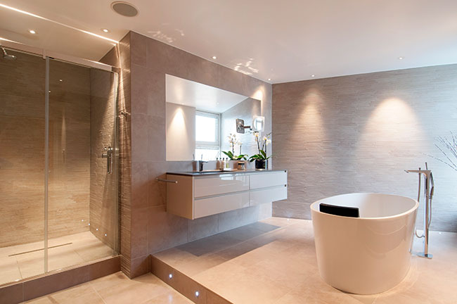 Contemporary Bathroom Inspiration CP Hart