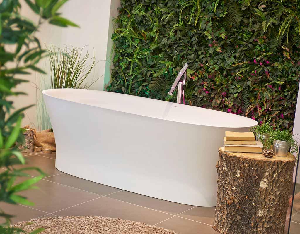 duravit 39 s cape cod bath cp hart. Black Bedroom Furniture Sets. Home Design Ideas