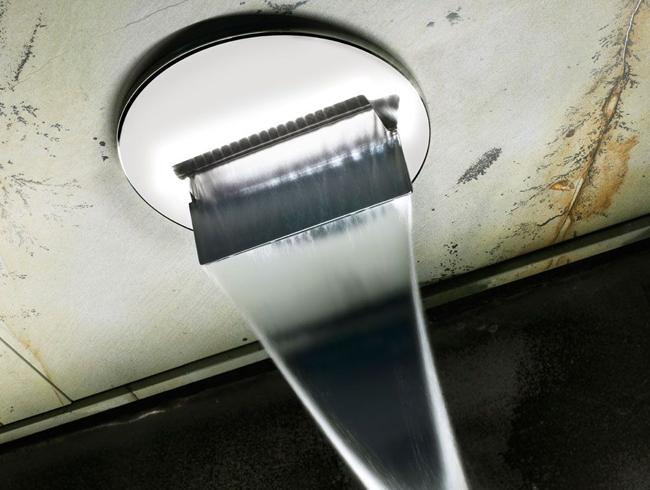 Gessi shower spout
