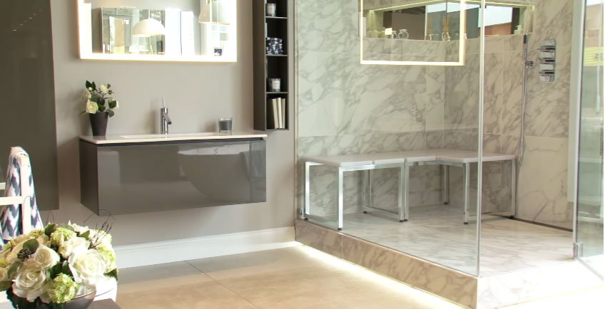 Bathroom Mirrors Guildford guildford showroom gets a brand new look | cp hart