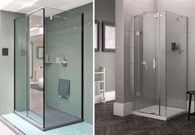 Types Of Bathroom Showers Shower Doors