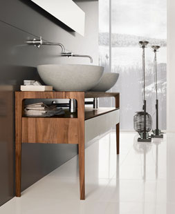 Luxury Bathroom Furniture From C P Hart