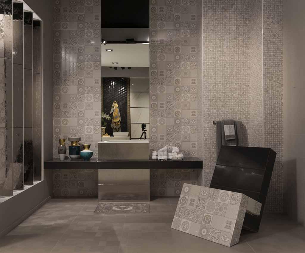 Versace Marble Tiles Bathroom Tiles From C P Hart