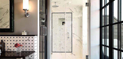 Monochrome Bathroom Ideas