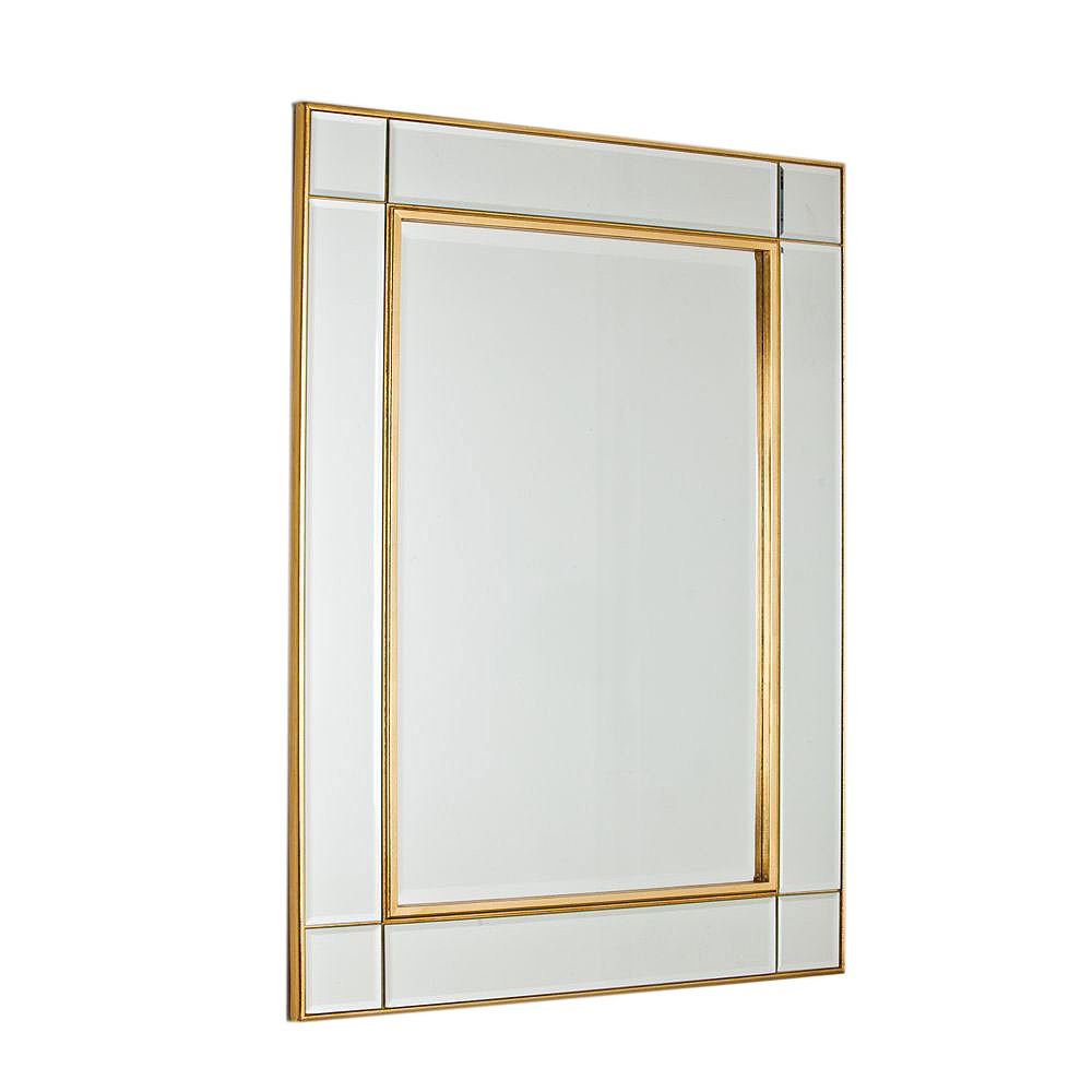 Hart Bevelled Mirror Bathroom Mirrors Cp Hart