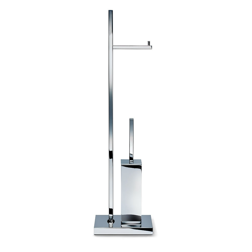 Decor Walther Freestanding Toilet Brush And Roll Holder