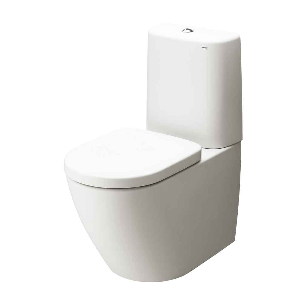Toto Series MH CloseCoupled Toilet  Cistern Toilets From - Toto japanese toilet seat