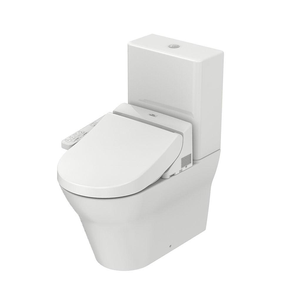 TOTO EK Washlet Shower Toilet   MH Close Coupled Pan Side - Toto japanese toilet seat