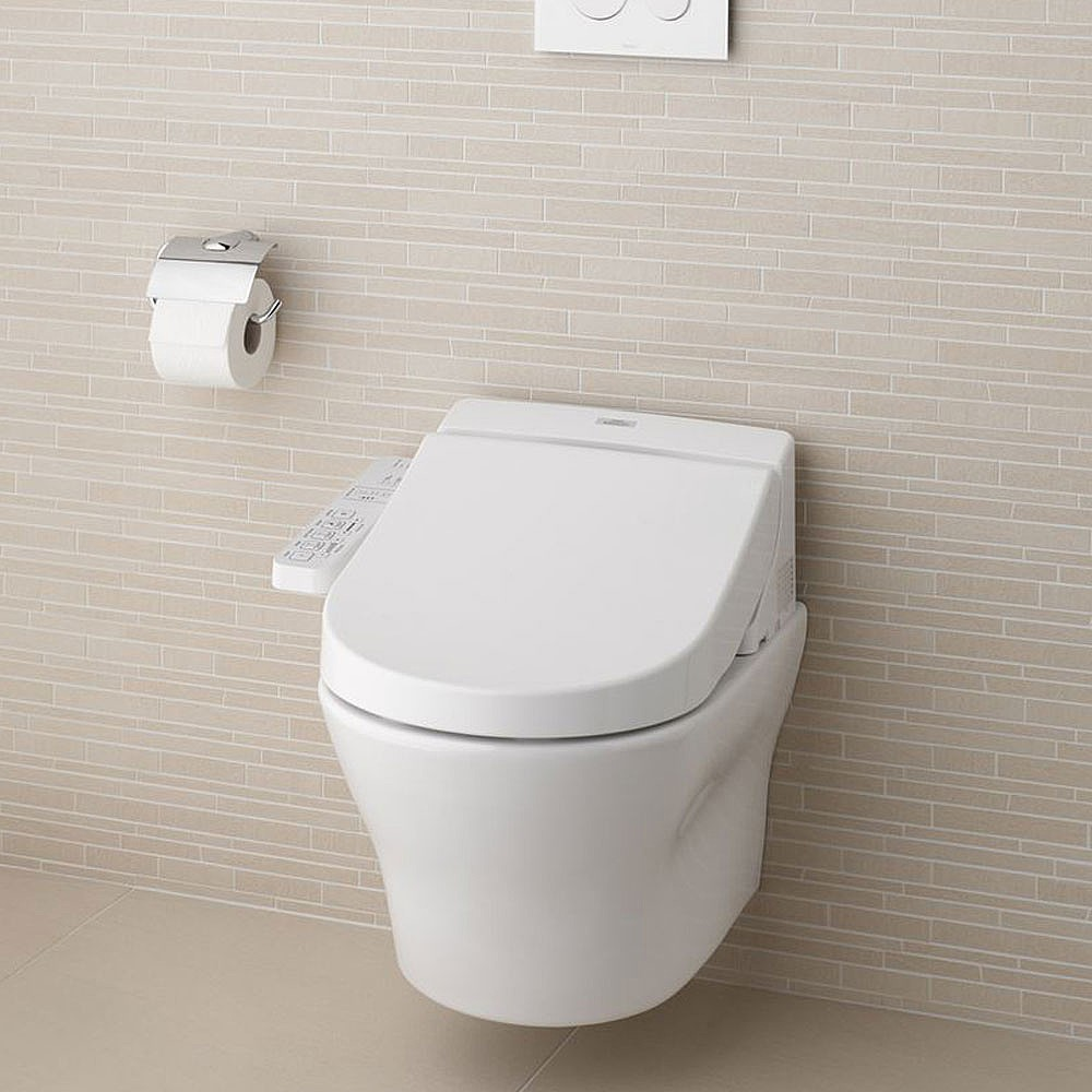 TOTO EK Washlet Shower Toilet 2 0 (Hidden Connection)