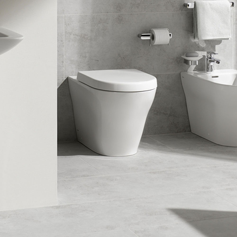 TOTO GL Washlet 2 0 & MH Back To Wall Pan (Side Connection)