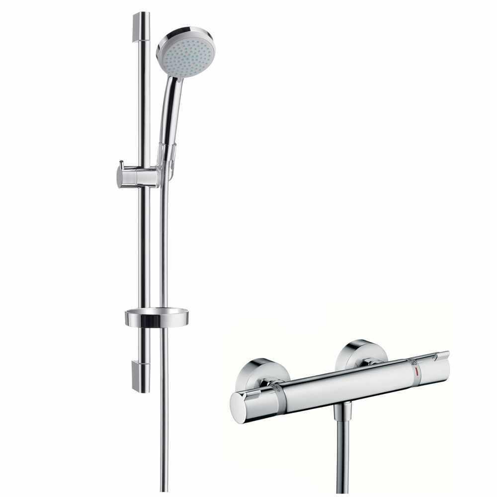 Bekannt hansgrohe Croma 100 Vario Comfort Combi | Shower Sets | CP Hart UU01