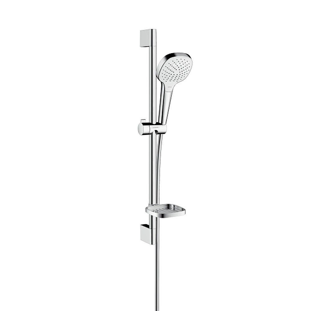 Top hansgrohe Croma Select E Vario Shower Set With Casetta | Shower XI92
