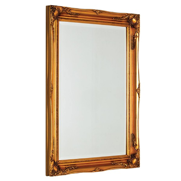 Hart Bevelled Framed Mirror