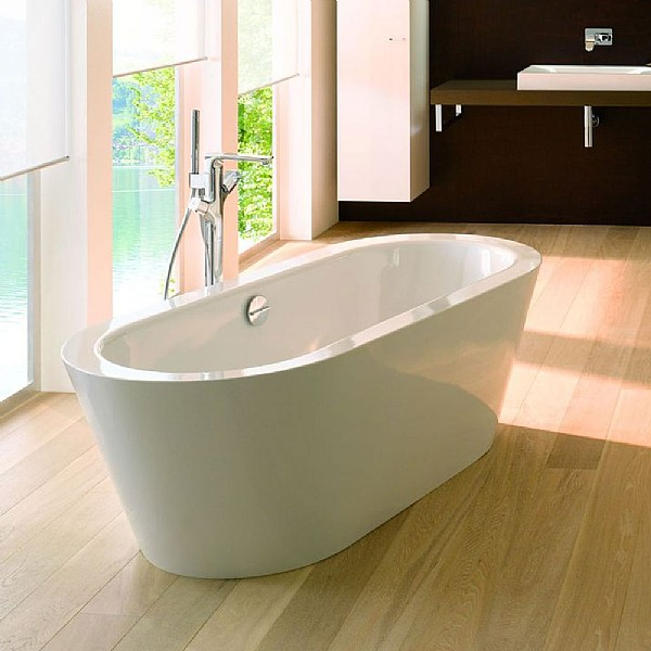 Jazz Oval Silhouette Freestanding Bath