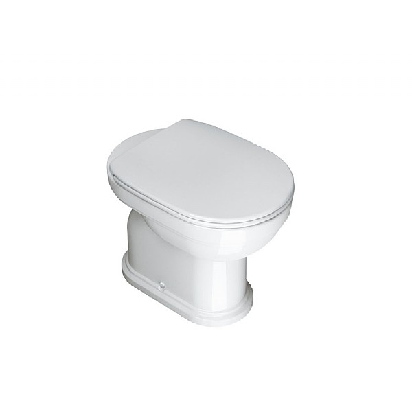Catalano Canova Royal Semi Back-To-Wall Pan