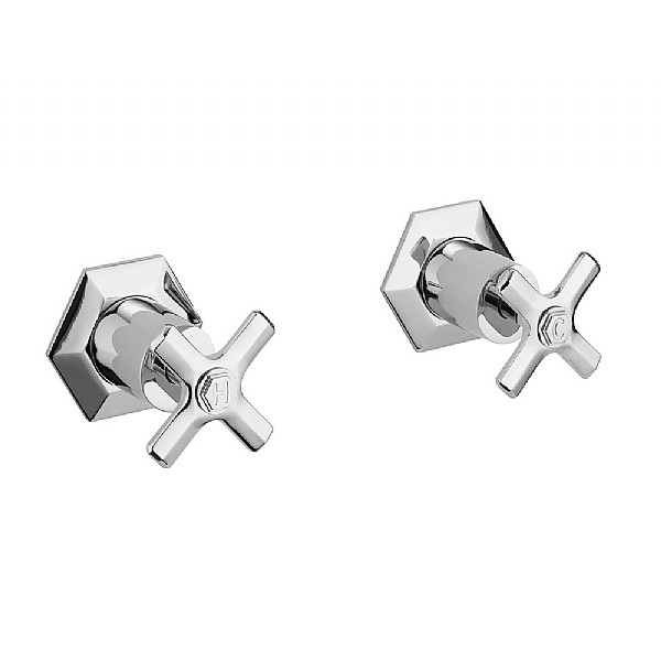 Chatwal Wall-Mounted Wall Valves