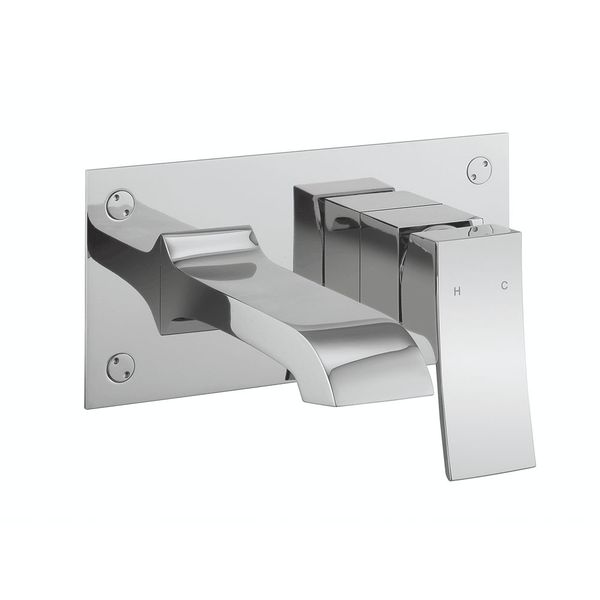 Celare Wall-Mounted Basin Mixer