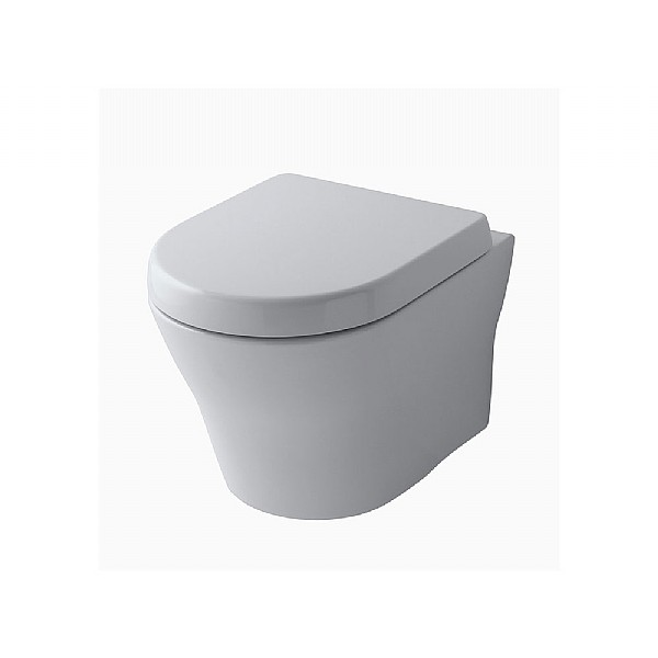 toto series mh wall mounted toilet toilets from c p hart. Black Bedroom Furniture Sets. Home Design Ideas