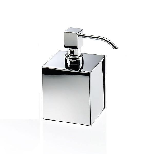 Decor Walther Square Soap Dispenser 140mm