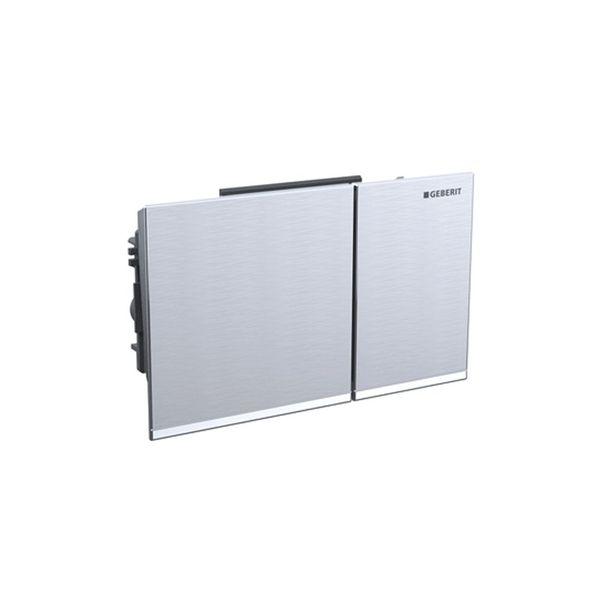 geberit omega 60 dual flush plate flush panels cp hart. Black Bedroom Furniture Sets. Home Design Ideas