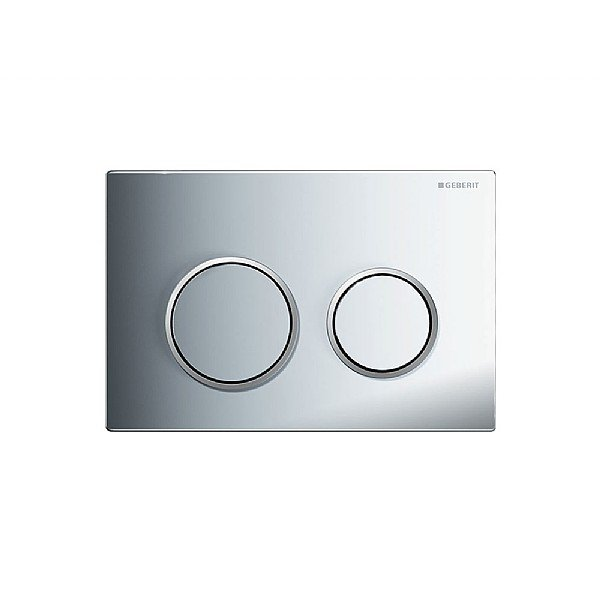 Geberit Flush Plates For Wall-Mounted WC & Omega Cistern