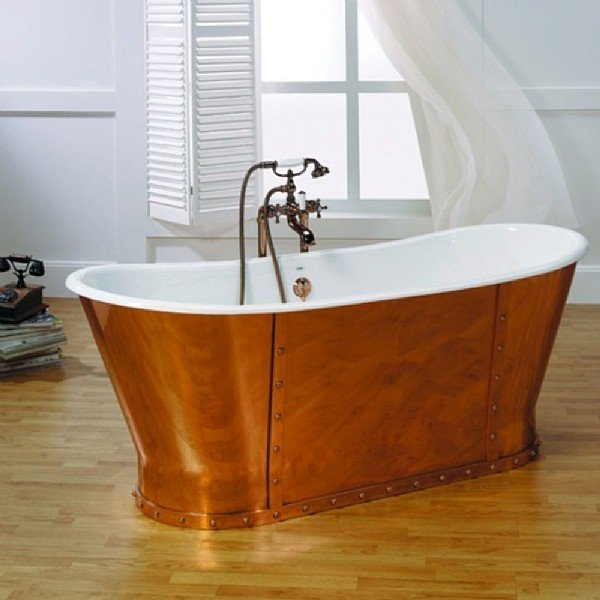 Greenwich Boat Freestanding Bath Freestanding Baths Cp