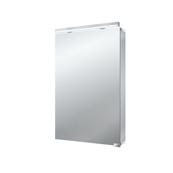 Hart 1 Door Bathroom Mirror Cabinet