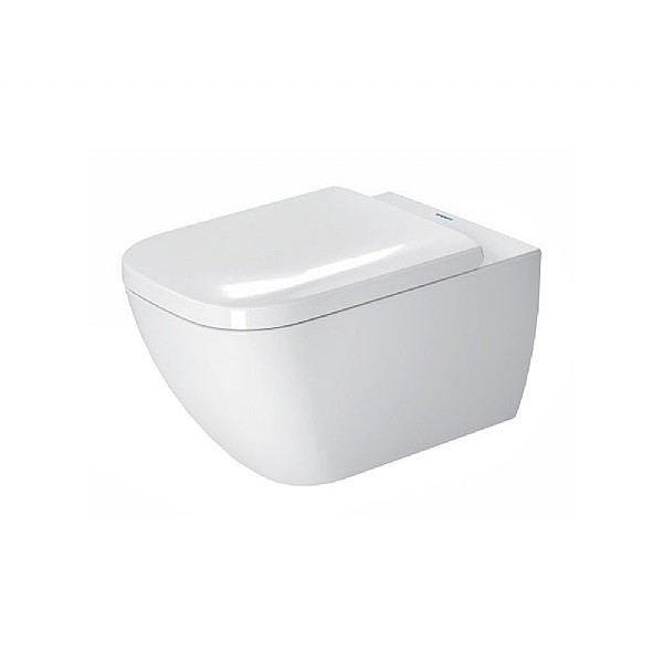 Duravit Happy D2 Pan Wall-Mounted Pan