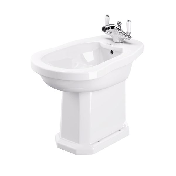 London Back-To-Wall Bidet