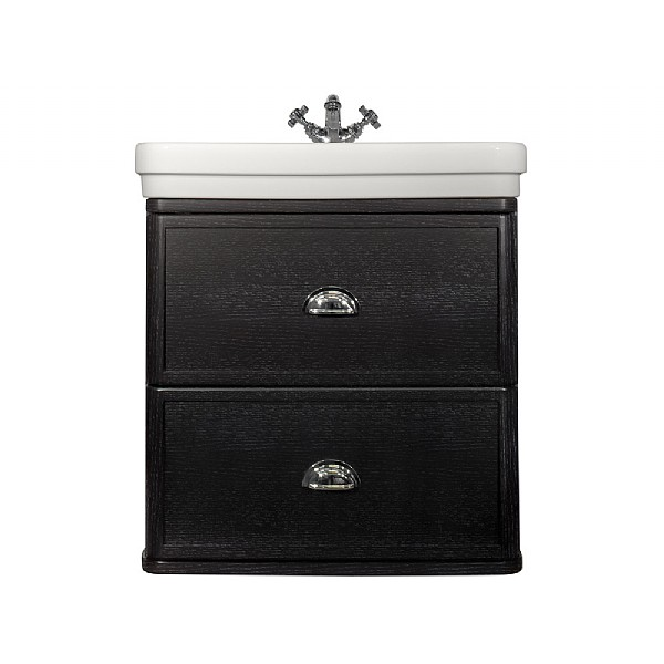 London Two-Drawer Vanity Unit 620mm