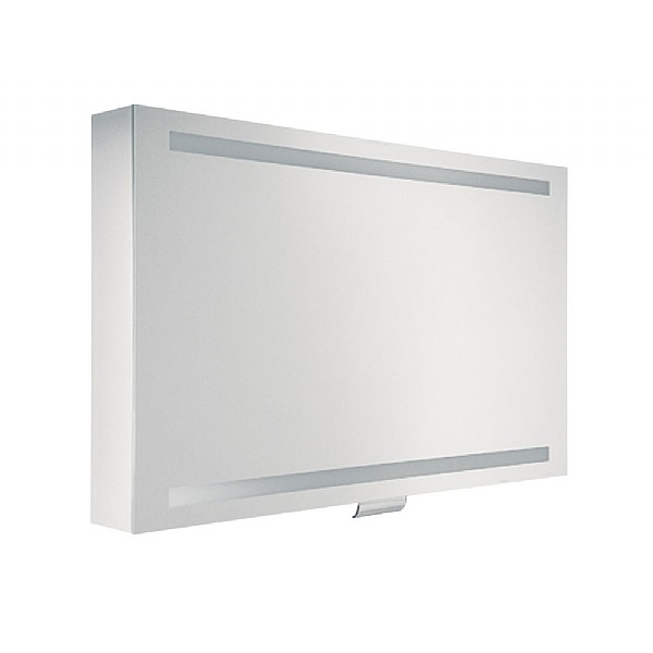 Keuco Edition 300 1 Door Iluminated Mirror Cabinet
