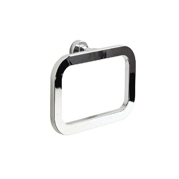 Nordic Square Towel Ring