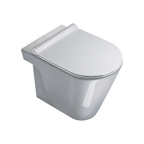 Zone Back-To-Wall Pan