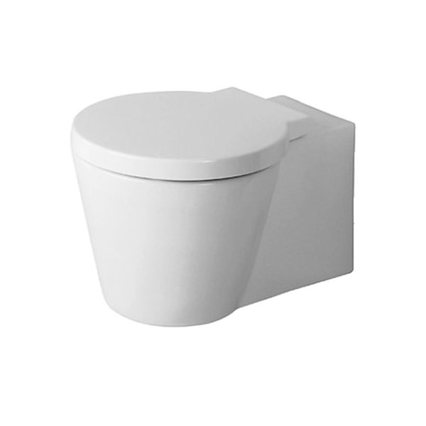 Duravit Starck 1 Wall-Mounted Pan