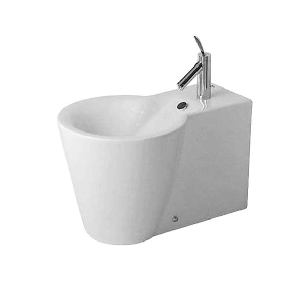 Duravit Starck 1 Back-To-Wall Bidet