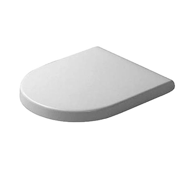 Duravit Starck 3 Soft-Close Toilet Seat