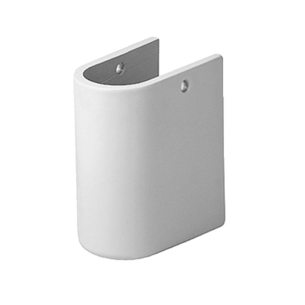 Duravit Starck 3 500mm Basin Syphon Cover