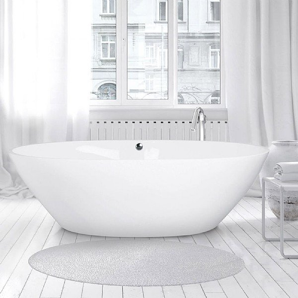 Stone One Small Freestanding Bath