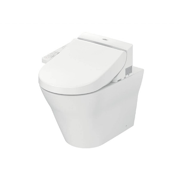 TOTO EK Washlet 2.0 & MH Back To Wall Pan (Side Connection)