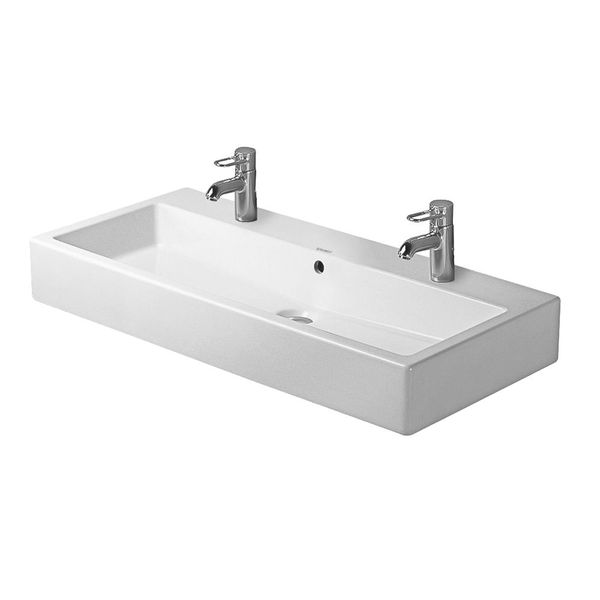 Duravit Vero Furniture Trough Basin 1000mm Furniture