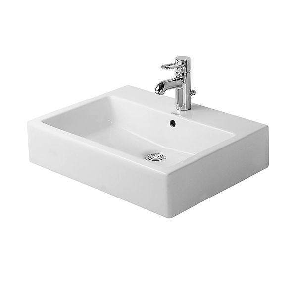 Duravit Vero Furniture Basin With Ledge