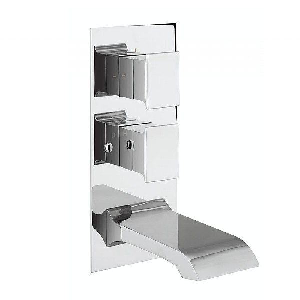 Celare Wall-Mounted Bath Filler