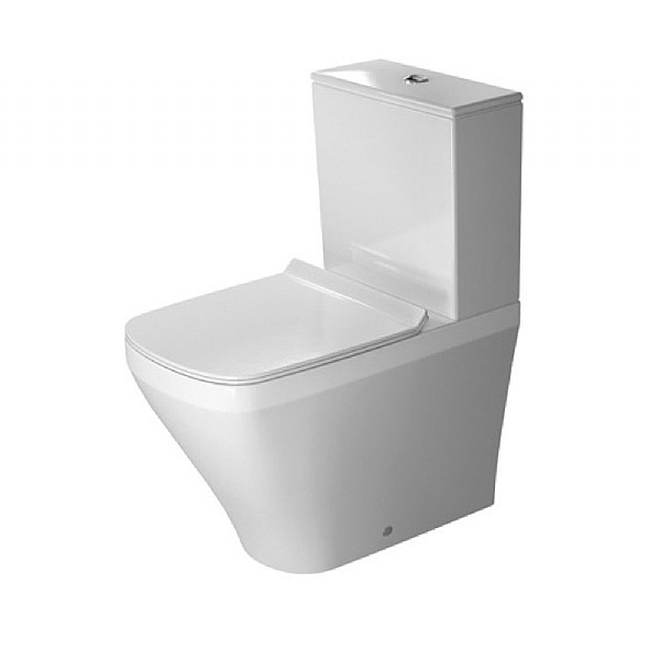 Duravit DuraStyle Close Coupled WC White (Complete Set)