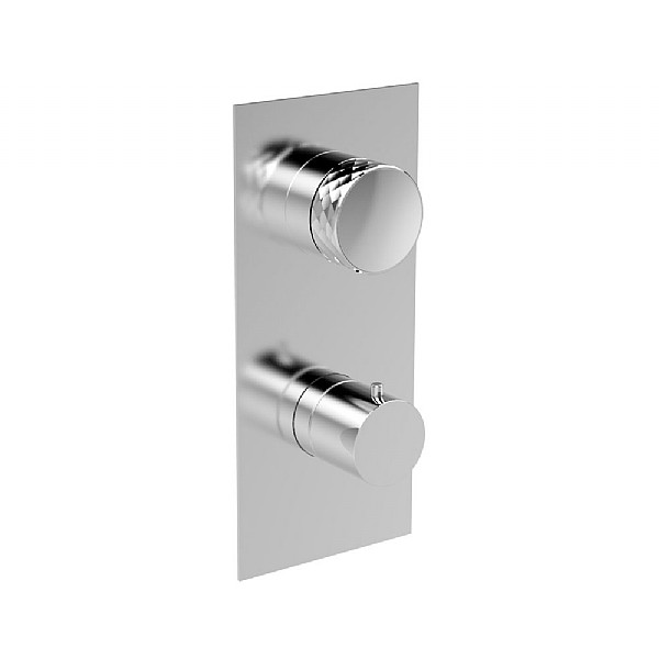 Spillo Tech X One Way Thermostatic Shower Valve