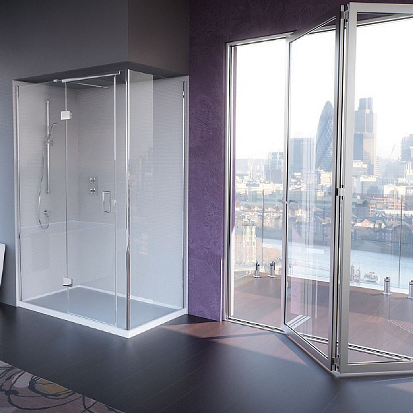 Matki Illusion Large Corner Shower Enclosure