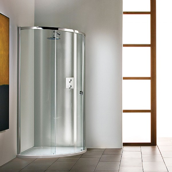 Matki Radiance Curved Corner Shower Enclosure Shower